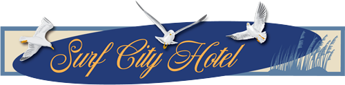 Surf City Hotel Logo